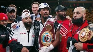 Demetrius Andrade pide le bajen el salario a Canelo, no a los otros boxeadores