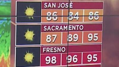 Advertencia por fuertes vientos en el condado de Los Ángeles para la noche de este jueves