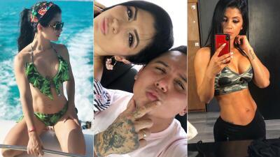 Besada y manoseada por otro hombre en su despedida de soltera, novia de Edwin Luna está en el ojo del huracán
