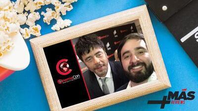 Benicio del Toro nos cuenta cómo será diferente Sicario 2.