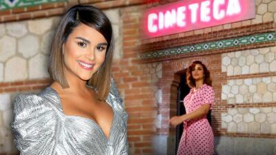 Clarissa Molina muestra con orgullo el talento dominicano en España y vive una inolvidable experiencia