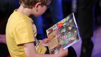 Consejos para que tus hijos se enamoren de la lectura
