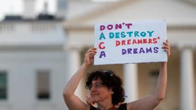 El memorando con el que el gobierno de Trump puso fin a DACA, traducido al español