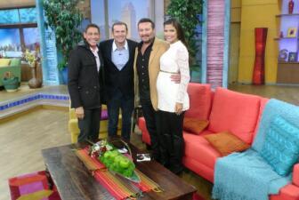 Alan y Cristy Bernal comparten su amor