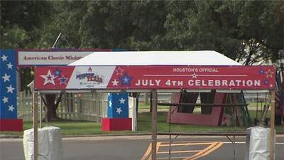 Todo está listo para Freedom Over Texas, la celebración oficial del 4 de julio en Houston