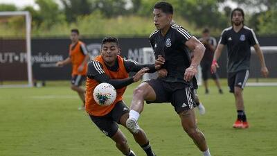 El 11 titular de México para el duelo a 'muerte' ante Costa Rica