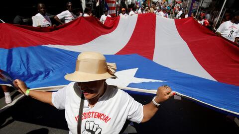 Miles de puertorriqueños disfrutaron del tradicional desfile de su país en Manhattan