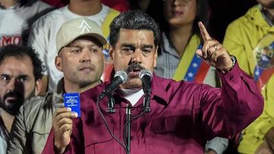 Entre denuncias y oposición, Nicolás Maduro es reelecto como presidente de Venezuela