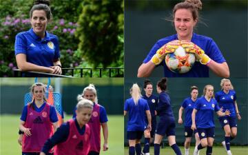 Mundial Femenino: Escocia debutará en Francia 2019 y se declara lista para el desafío
