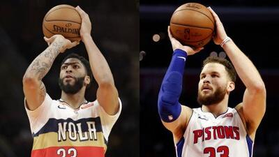 Elegidos los jugadores suplentes para el All-Star Game de la NBA