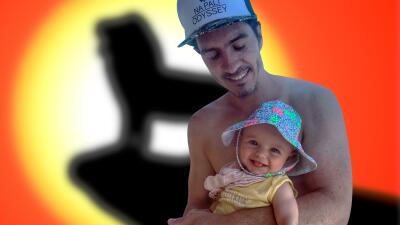 Al estilo de 'The Lion King', Mauricio Ochmann posa con su pequeña Kailani 😍