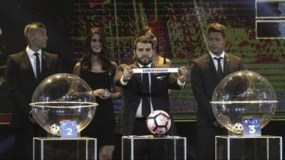 Se realizó el sorteo de la Copa Libertadores 2018 y tiene su 'grupo de la muerte'