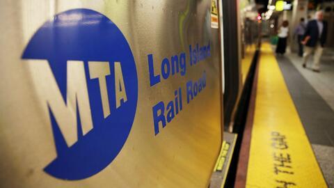 Presentan demanda por estrés y sufrimiento emocional contra Long Island Rail Road y la MTA