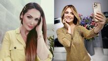 📸 Nora Salinas cambia de 'look' y luce espectacular a sus 45 años