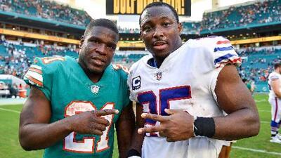 Frank Gore deja a Miami para jugar con los Buffalo Bills