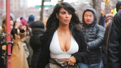 El 'sexto dedo' de Kim Kardashian y otros misterios en las fotos de los famosos