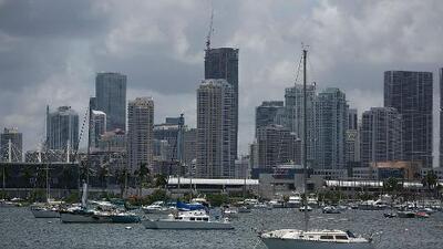 Calor y probabilidad de tormentas para este miércoles en Miami