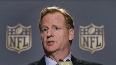 Roger Goodell: gracias a la familia Gifford pero la NFL se preocupa por sus jugadores