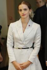 Emma Watson no sale con el Príncipe Harry