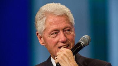 Bill Clinton, un arma de doble filo en la campaña electoral