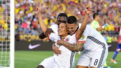 Te presentamos las alineaciones de Colombia y Chile