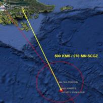 Confirman el hallazgo de restos humanos y partes del avión chileno desaparecido en el mar