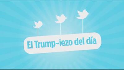 El Trump-iezo del día: feliz 4 de julio