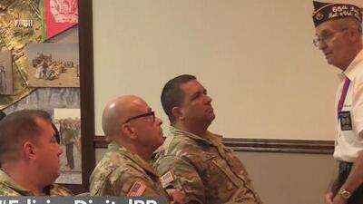 Soldados boricuas regresan a Corea del Sur