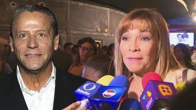 Mary Paz Banquells insiste en que Alfredo Adame no le ha dado pensión a sus hijos desde 2017