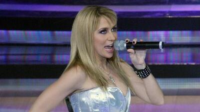 Noelia hizo declaraciones tras la muerte de Topy Mamery