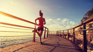 Sí, la hora en la que haces ejercicio también importa