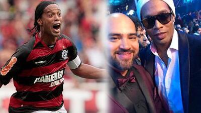 Ronaldinho se retira para pasar más tiempo con Raul El Pelón