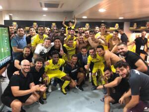 En fotos: Sin Guardado, Betis cae por goleada ante Villarreal 5-1