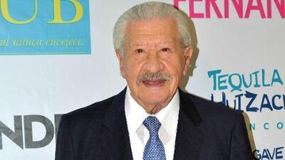 Ignacio López Tarso se declara enamorado a sus 92 años de edad