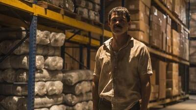 Casi pierde la cabeza el protagonista de la serie 'El Chapo'