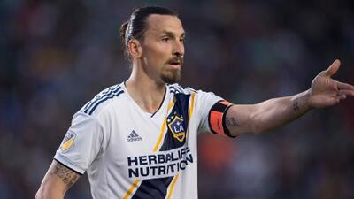 Sin Zlatan, el LA Galaxy de Barros Schelotto se asemeja mucho al de 2018