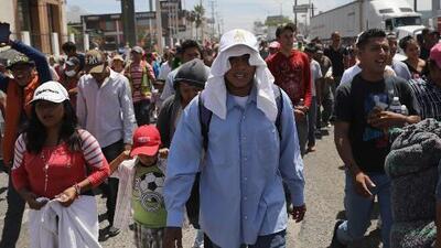 Inmigrantes de 52 países han cruzado ilegalmente la frontera sur en lo que va del año, según la Patrulla Fronteriza