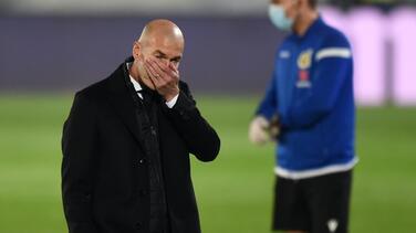 Zidane no sabe qué le pasa al Madrid; Hazard una incógnita