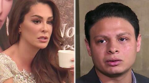 Giovanni Medina asegura que Ninel Conde podría enfrentar pronto un arresto administrativo
