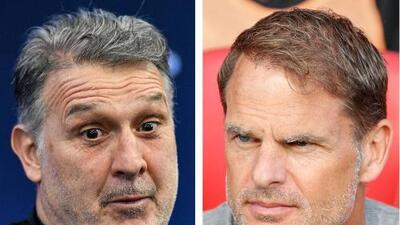 Martino y De Boer: formas de entender el fútbol y legados distintos para Atlanta United