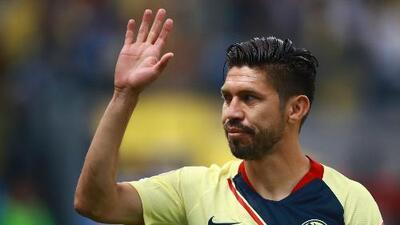 Así ha decaído la cuota goleadora de Oribe Peralta en los últimos ocho años