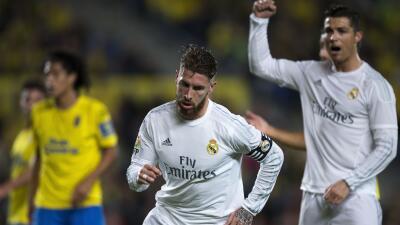 Las Palmas 1-2 Real Madrid: Real Madrid se impone pese a una decepcionante actuación