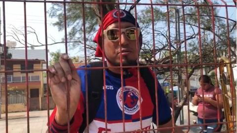 La 4T llegó al Veracruz: Hizo 'resistencia civil pacífica' protestando contra Kuri