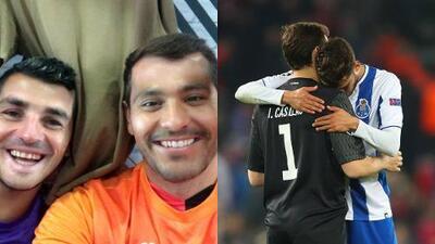 Compañeros mexicanos de Iker Casillas le enviaron mensajes de aliento