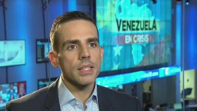 """Ser periodista en Venezuela: """"Hago daño a mi familia porque no saben si voy a volver vivo"""""""