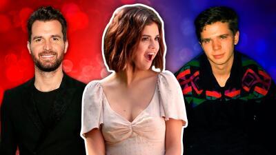 Selena Gómez celebró su cumpleaños al doble junto a dos amigos que la consienten
