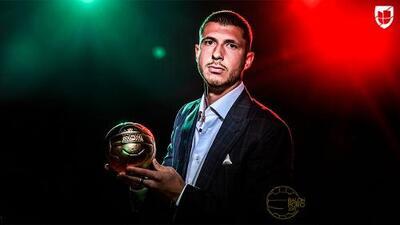 Guido Rodríguez: ganador del Balón de Oro al Mejor Medio Defensivo
