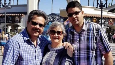 Discapacitado muere en tiroteo en el Costco de Corona y ahora su familia pide justicia