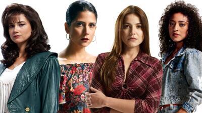 Ellas son las mujeres de los narcos en 'El Chapo'