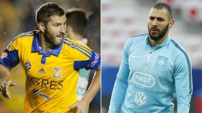 André Gignac convocado por Francia; Benzema y Valbuena quedaron fuera